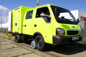 KIA K2500 DUO – MD