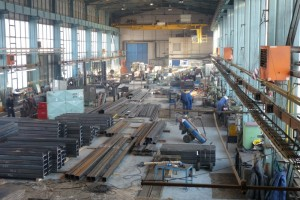 Welding and other engineering works