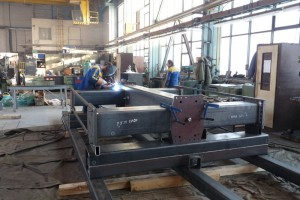 Welding runs in prospective atmospheres with the use of newest welding sets made by firm KEMPI.