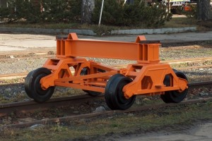 Eisenbahnfahrgestell Typ 53
