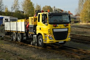 Road-Rail vehicle DUOLIINER WT